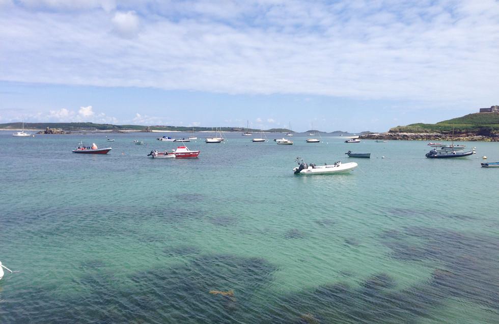 Tresco island