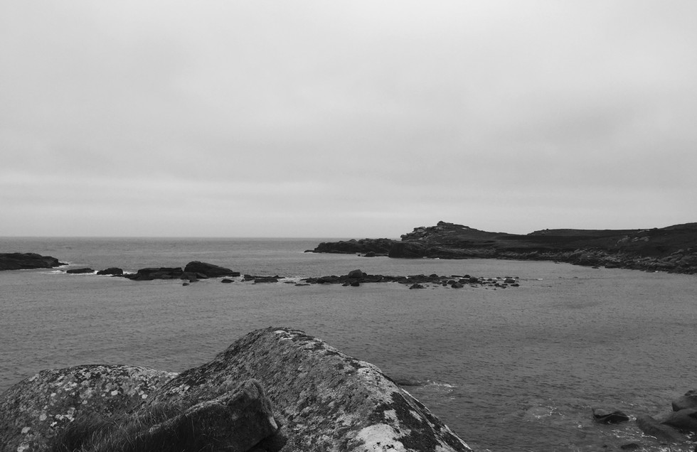 Winter in Scilly