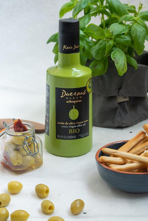 Duernas' Oleum Arbequina - Olive oil
