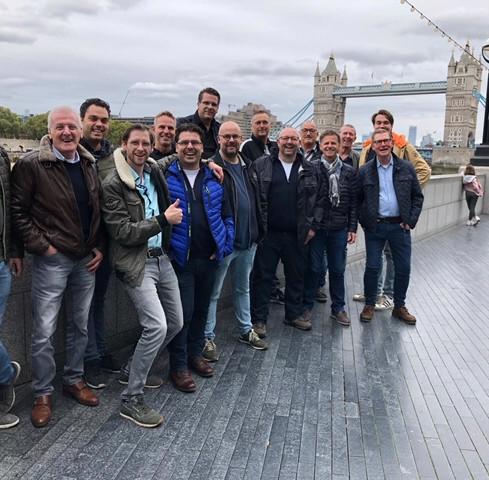 Meesterslagers in Londen