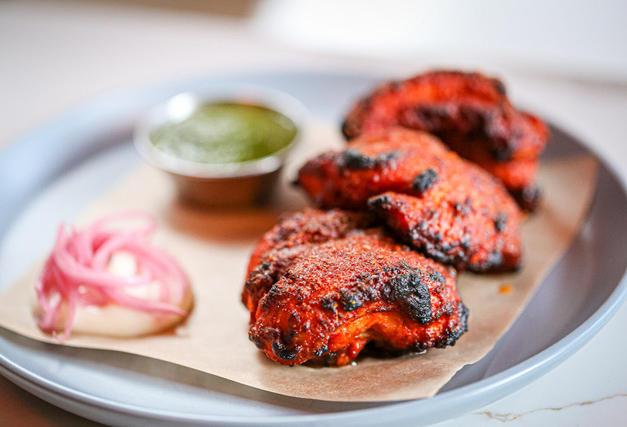 Chicken Tikka Adda