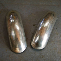 alloy mudguards