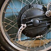 cable brake conversion