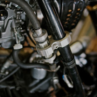 fuel filter & mount