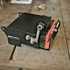 underslung battery box