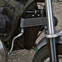 alloy billet oil cooler