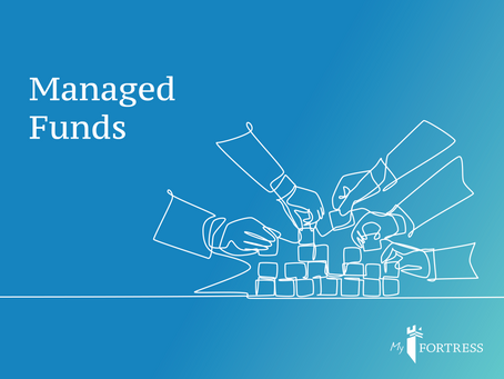What are managed funds?