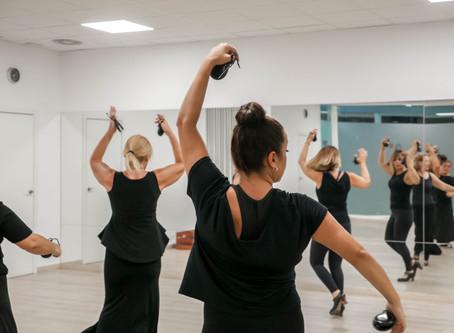 SSDANZAYEVENTOS te lo pone fácil: seguimos bailando desde casa #YOBAILOENCASA