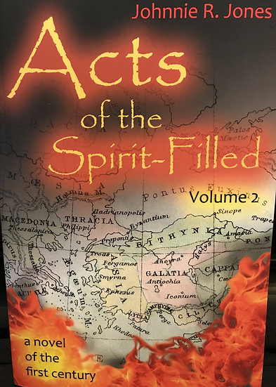Acts of the Spirit-Filled Vol. 2