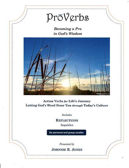 ProVerbs Workbook (sc) 8.5 x 11