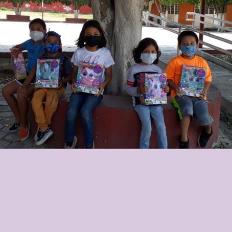 Donamos 80 Muñecos de Distroller por el día del niño