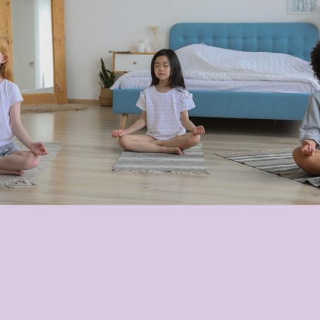 Meditar desde temprana edad