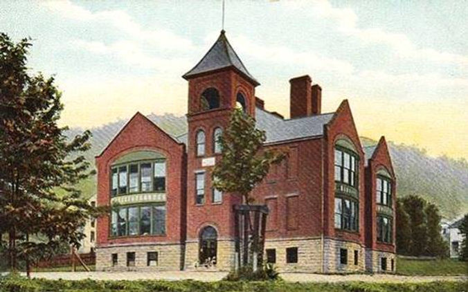 Hinton High School Post Card - 1906.jpg