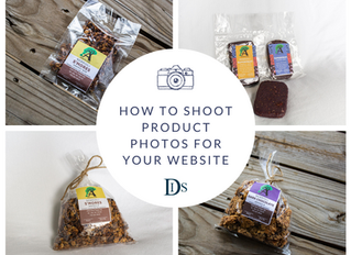How to Shoot Product Photos for Your Website