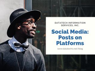 Social Media: Posts on Platforms