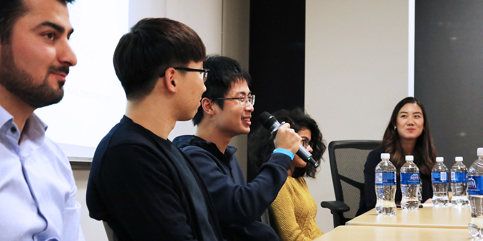 Tech Networking Panel: Career in Tech for International Students