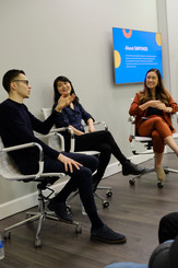 Networking Like a Pro Panel Discussion