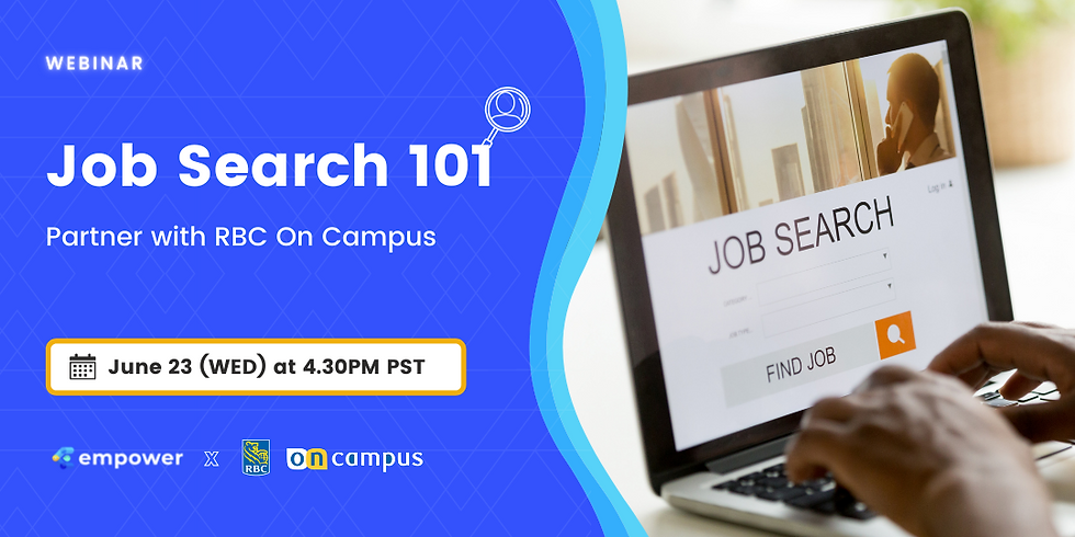 Job Search 101: International Student Edition