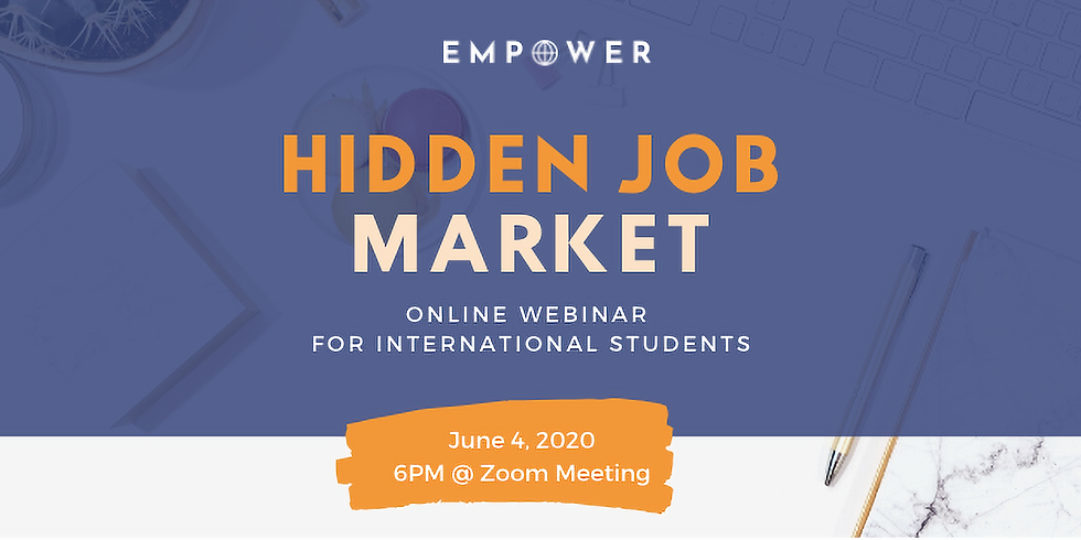 How to Navigate the Hidden Job Market