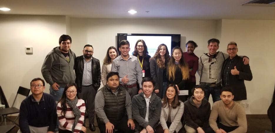 Goal-setting Workshop March 2018