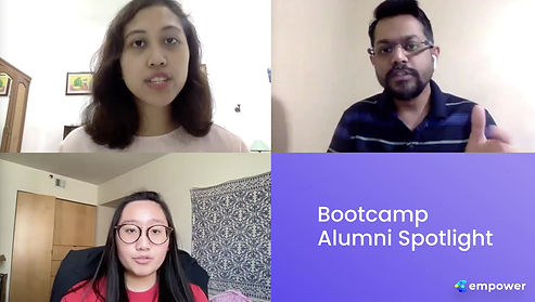 Bootcamp Alumni Spotlight