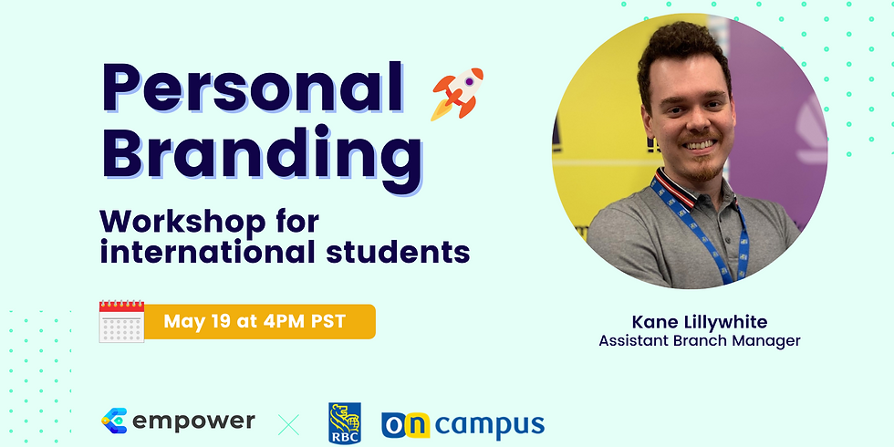 Personal Branding Workshop for International Students