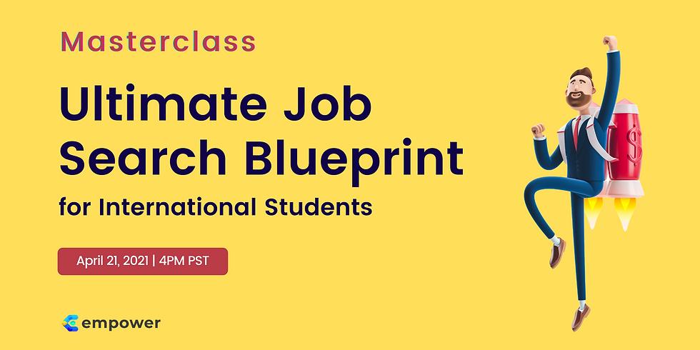 Live Training: Ultimate Job Search Blueprint