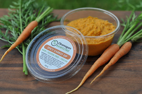 Spicy Carrot Dip (vegan) 140g - Direct Pick-Up Only