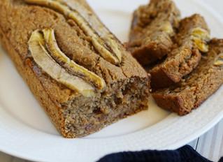 Glutenfritt bananbröd