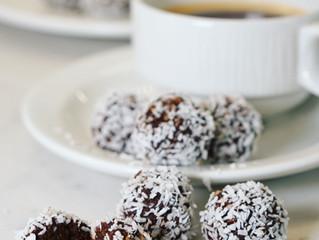 Chokladbollar utan socker