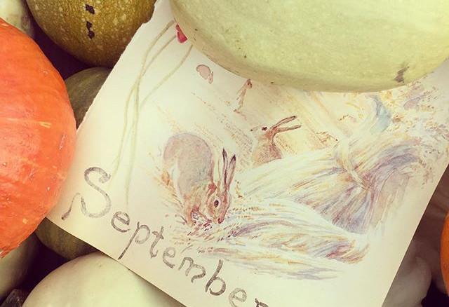 Welcome September