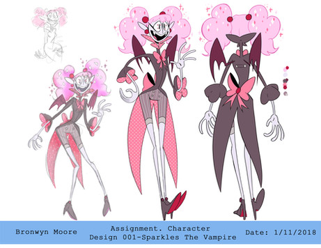Bronwyn Moore_Character Design001_Sparkl