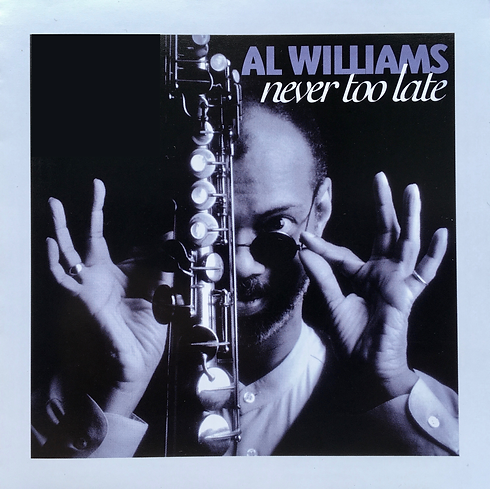 Al Williams Never Too Late IT Cover.png