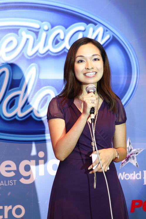 Hosting an American Idol-StarWorld event