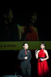 Hosting the AYA Awards Night