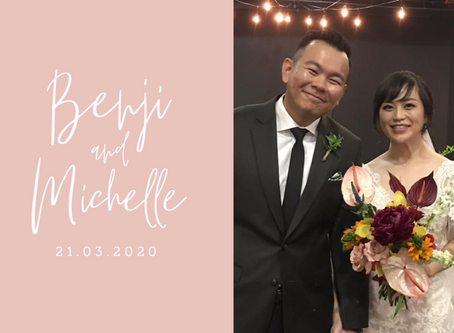 "When there's love, there's a way: How this couple pulled off a ""virtual wedding"" amidst COVID-19"