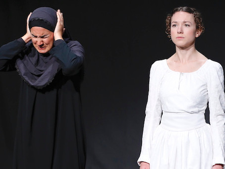 'Echoes' Marries English Idealism with Middle Eastern Desolation