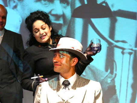 Get Lost in History at 'The Resistible Rise of Arturo Ui'