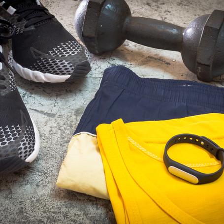 Von Fitnessband bis Trinkflasche - Meine Lieblings Sportausrüstung 💪🏼