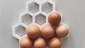 Egg Tray by HomeMade Modern
