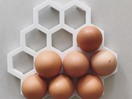 Egg Tray by HomeMade Modern