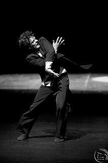 Aurélien Kairo danseur chorégraphe et formateur de la Formation I.D