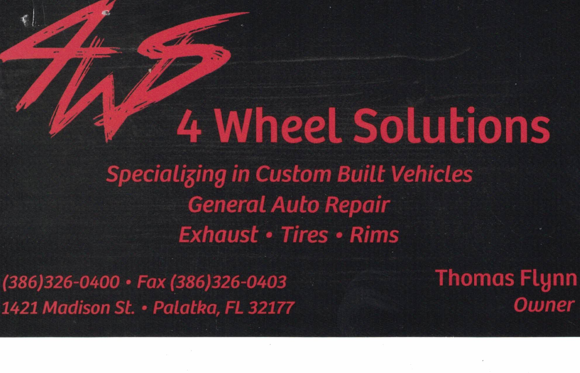 4WheelSolutions