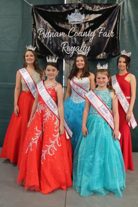 Putnam County Fair   Beauty Pageant