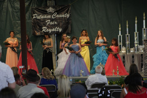 2016 Putnam County Fair Royalty
