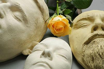 Totenmasken Bestattungen Zapatka