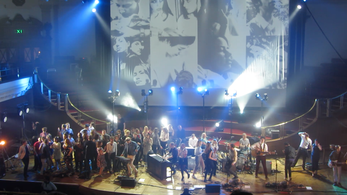 Belle and Sebastian Live @ Westminster Central Hall London, 12/05/2015