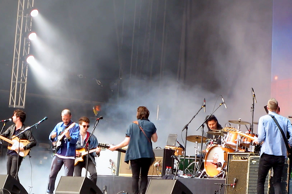 The Maccabees & Jamie T