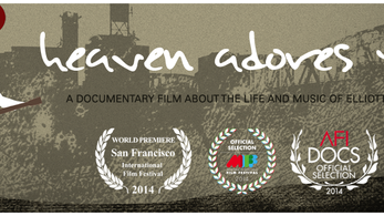 Heaven Adores You (A documentary film about the life and music of Elliott Smith) @ Doc'n Roll Fe
