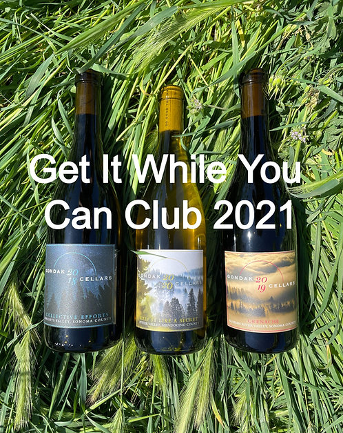 Get It While You Can Club 2021